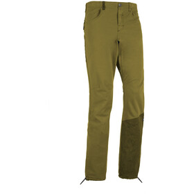 E9 Mont1 Trousers Men pistachio